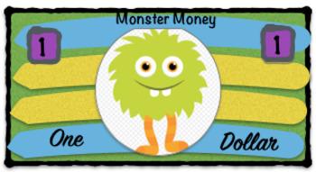 Classroom Monster Money