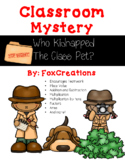 Classroom Mystery ~ Party Game~ End of Year~