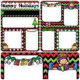 Classroom Newsletter: Christmas Edition [EDITABLE]