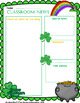 Classroom Newsletter: St. Patrick's Day (Freebie color & black)
