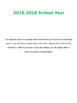 EDITABLE - Classroom Newsletter Template