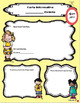 Classroom Newsletter Template: English & Spanish