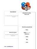 Classroom Newsletter Template-Sports Theme