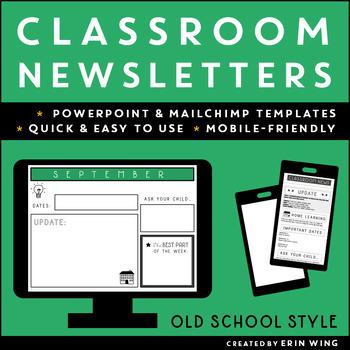 original-2791799-1 Old Fashtion Newsletters Template on