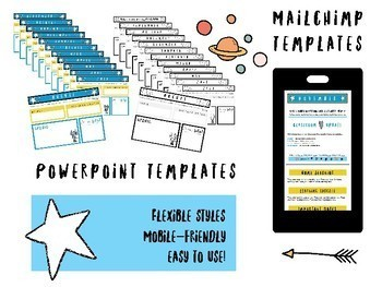 Classroom Newsletter Templates: Kindness and Wonder Style
