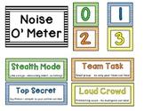 Classroom Noise O'Meter