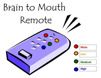 Classroom Noise Remote