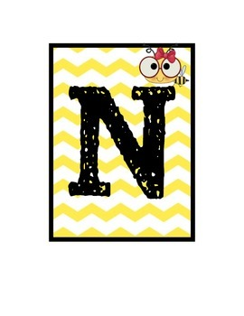 Classroom Noise Sign