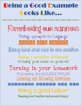 Classroom Norms