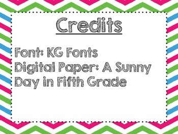 Classroom Norms (Rules) Posters in Chevron Freebie