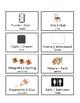 Classroom Nouns for Bilingual Students, ELL, and Educators