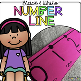 Classroom Number Line -20-200 with Number Words