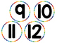 Classroom Numbers
