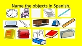 Classroom Objects Matamoscas