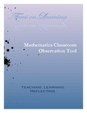 Classroom Observation Tool