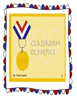 Classroom Olympics: Math and Reading!