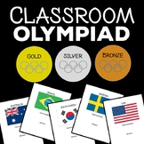 Classroom Olympiad Winter or Summer Games Resources 2018