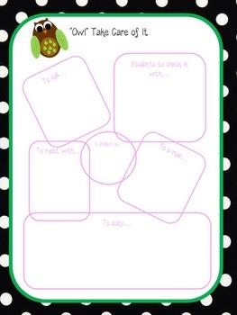 Classroom Organization Kit