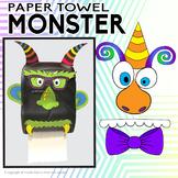 Classroom Paper Towel Monster