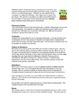 Classroom Parent & Student Handbook for 3rd grade