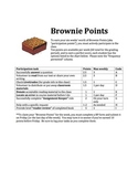 Classroom Participation: Brownie Points