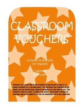 Classroom Participation Vouchers (All Subjects)
