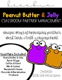 Classroom Partner Management (Food Style!)