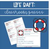 Classroom Pass: Life Raft