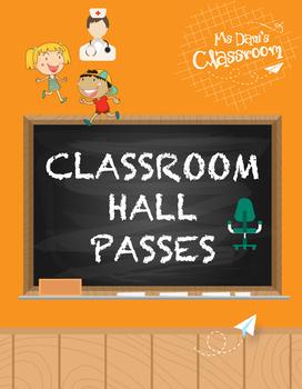 Classroom Passes (10 Passes)