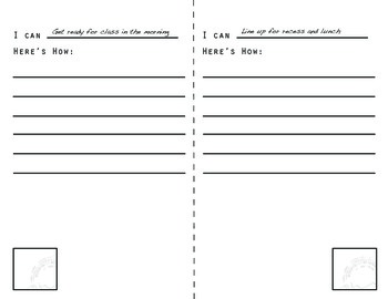 Classroom Passport: A Tool For Teaching Routines and Procedures