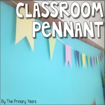 Classroom Pennant