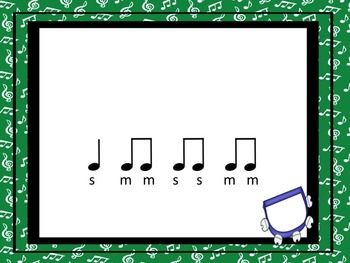 Classroom Percussion - A Game for Practicing Ta and Ti-Ti and So-Mi