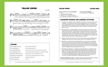 """Classroom & Performance Song w/Actions 
