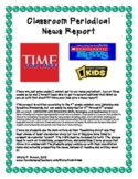 Classroom Periodical News Report