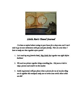 Classroom Pet Journal (Hey Little Ant)