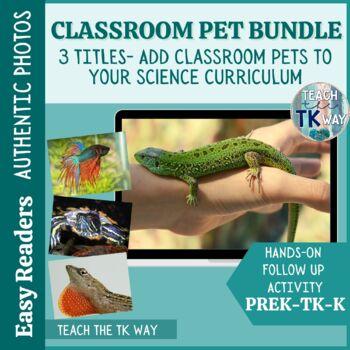 Classroom Pet Science Bundle
