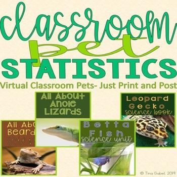 Classroom Pet Statistics