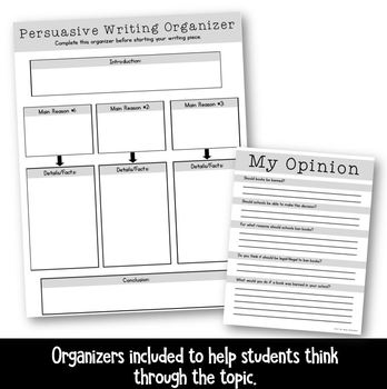 Classroom Pets: Persuasive/Opinion Writing (Make a Claim 3rd-6th grades)