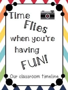 Classroom Photo Timeline
