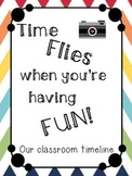 Classroom Photo Timeline