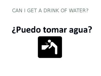 Classroom Phrases in Spanish