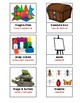 Classroom Picture English and Spanish Labels