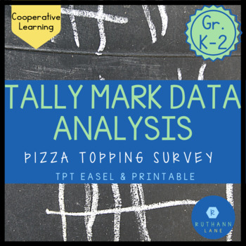 Classroom Pizza Survey:  Using Tallies to Collect Data