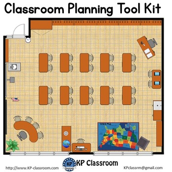 Classroom Planning And Seating Chart Design Tool Kit By Kp Classroom