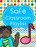 Classroom Playlist: 60 clean songs