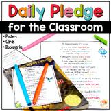 Classroom Pledge - Original Content
