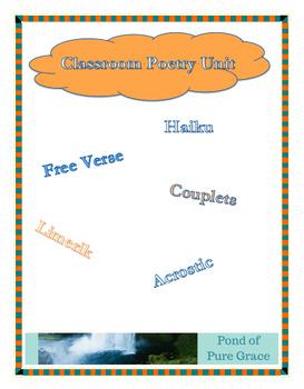 Classroom Poetry Unit