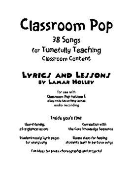 Classroom Pop: Lyrics and Lessons