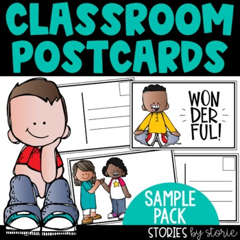 Classroom Postcards Sample Pack