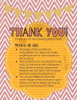 FREEBIE: Classroom Poster #3